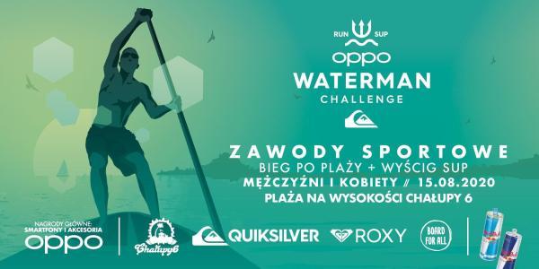 Za chwilę odbędzie się OPPO Waterman Challenge!