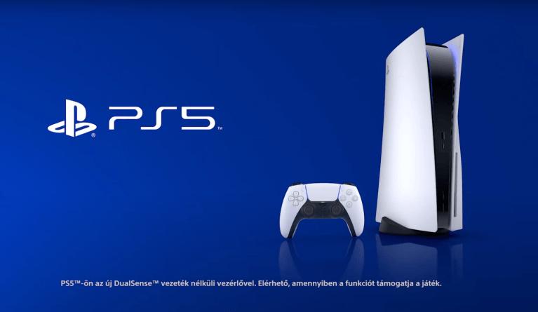 Pierwsza reklama wideo konsoli PS5 (Sony)