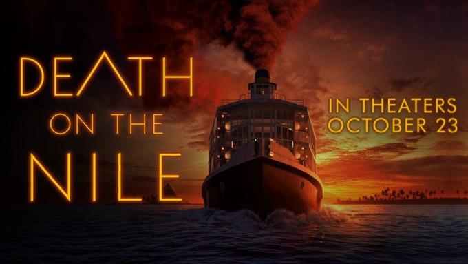 Śmierć na Nilu (Death on the Nile) film 2020
