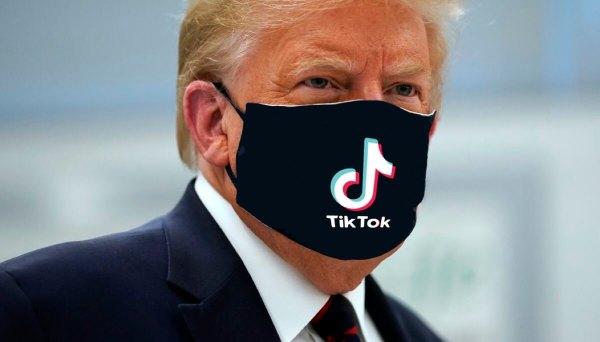 Trump powiedział, że może zakazać TikToka w USA