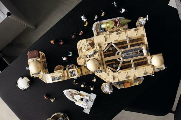 Kantyna Mos Eisley ze Star Wars od LEGO od 16 września