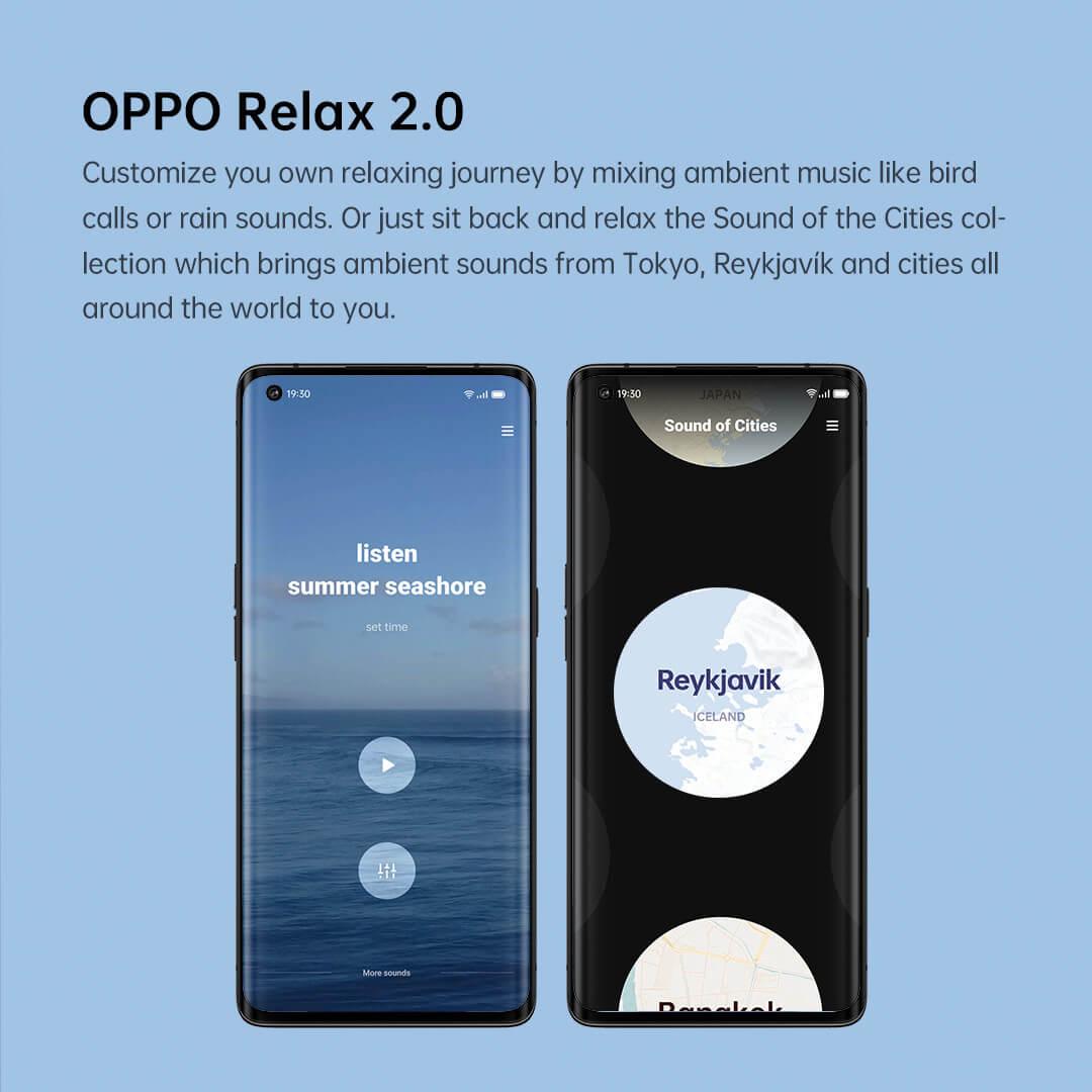 ColorOS 11 Oppo Relax 2.0