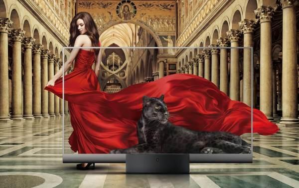 Przezroczysty telewizor Mi TV Lux od Xiaomi!