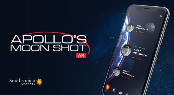 "Aplikacja ""Apollo's Moon Shot AR"" nominowana do Emmy"