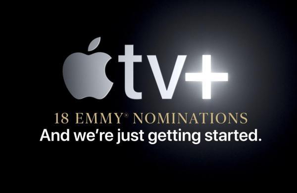 Apple chwali się 18 nominacjami do Emmy