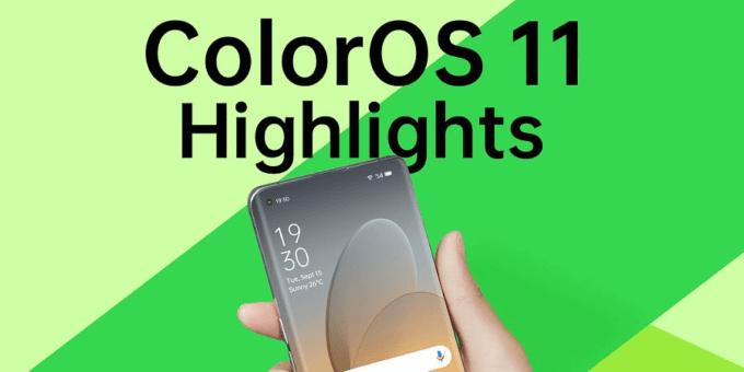 Premiera systemu ColorOS 11