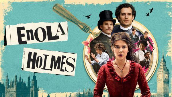 """""""Enola Holmes"""" – czyli, gdyby Sherlock był nastolatką!"""