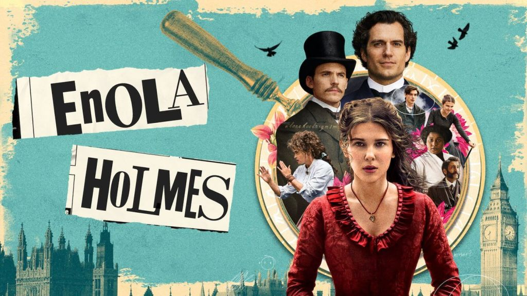 Enola Holmes – film Netflix 2020