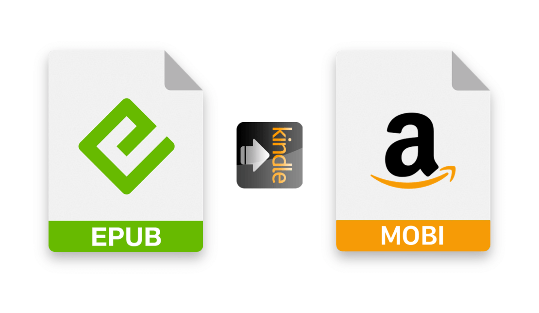 Wgrywanie pliku EPUB na Kindle jako MOBI