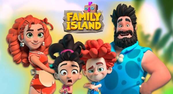 """Stwórz własny raj na """"Family Island"""""""