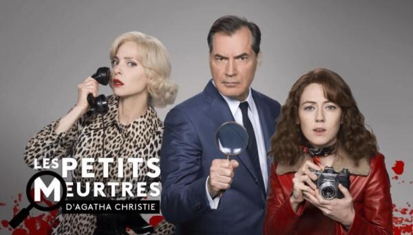 """""""Kryminalne zagadki Agathy Christie"""" w każdą niedzielę na Romance TV"""