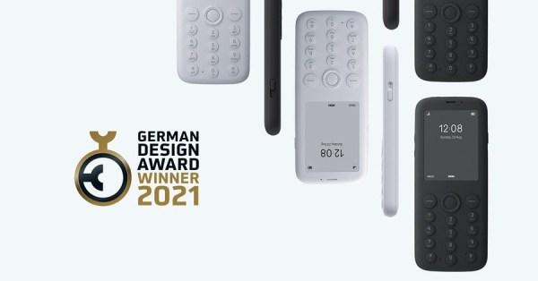 Polski minimalistyczny telefon nagrodzony German Design Award 2021!