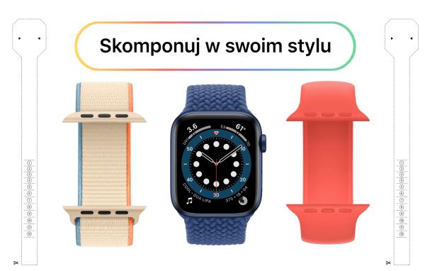 Jak wybrać rozmiar opaski Solo do Apple Watcha?