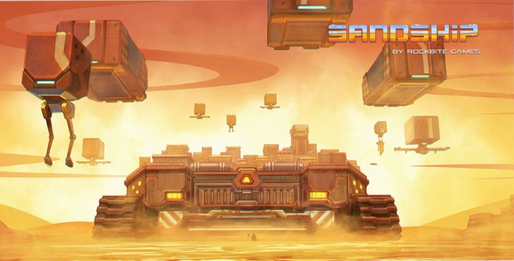 Gra mobilna – Sandship: Crafting Factory