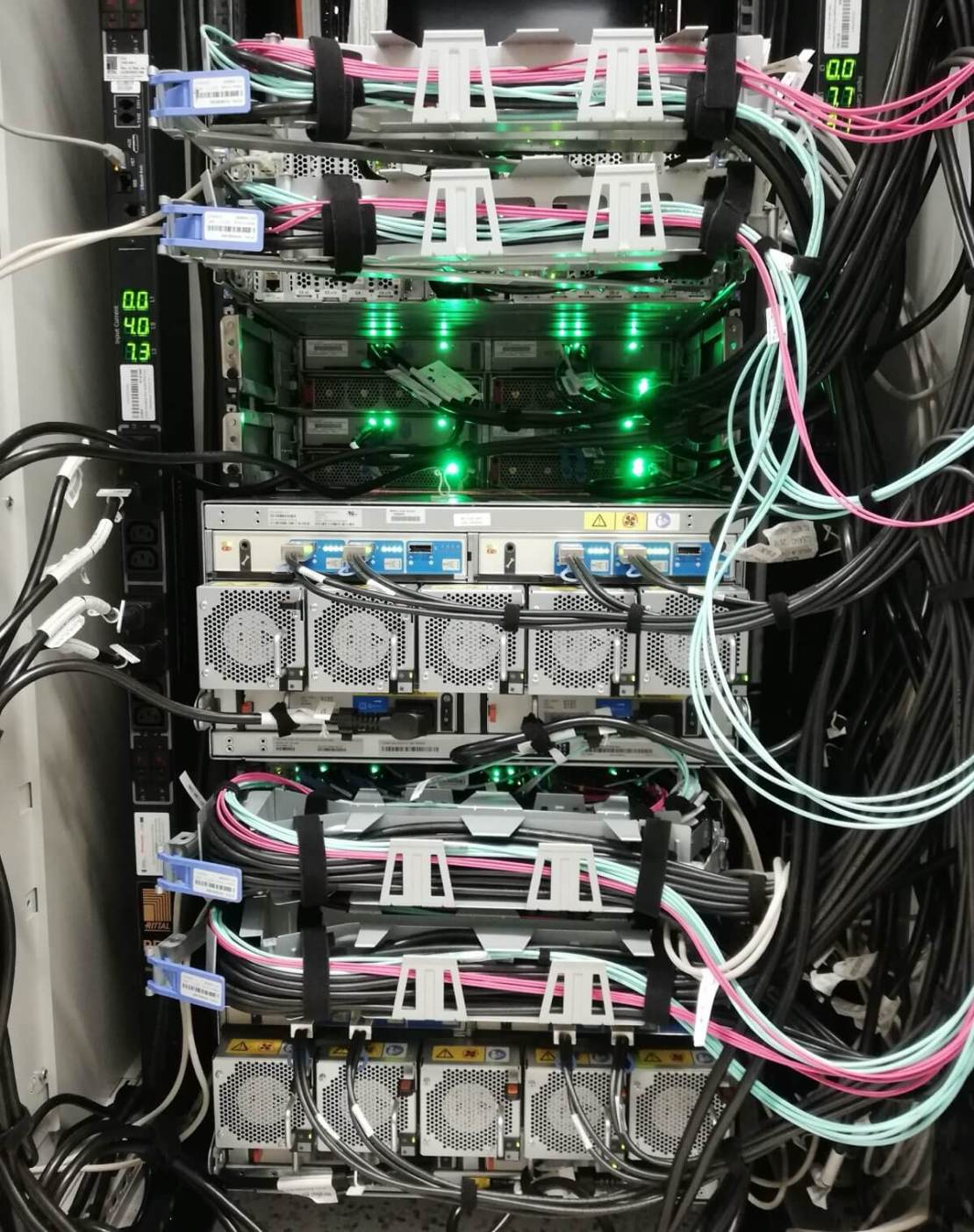 Superkomputer CATO w UKSW