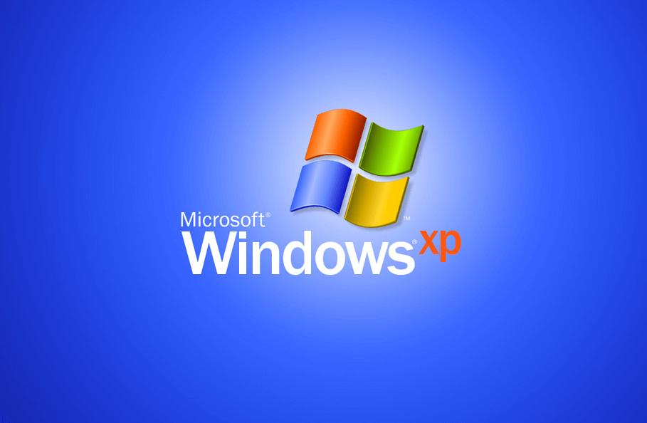 Logo systemu Windows XP