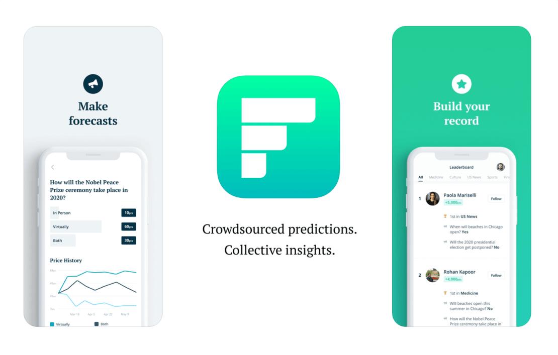 Forecast App (Facebook, 2020)