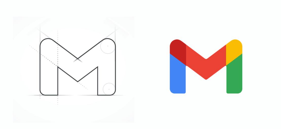 Gmail - nowa ikona (logo) 2020 r.