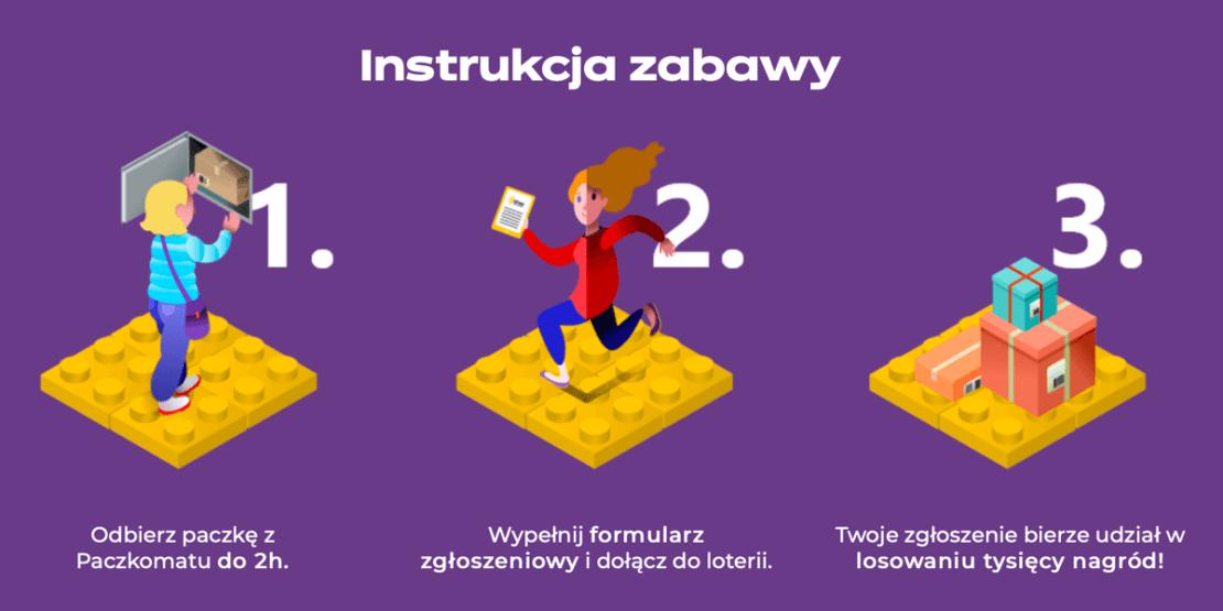 Jak wziąć udział w loterii InPost – Dobrze się składa? (10.2020)