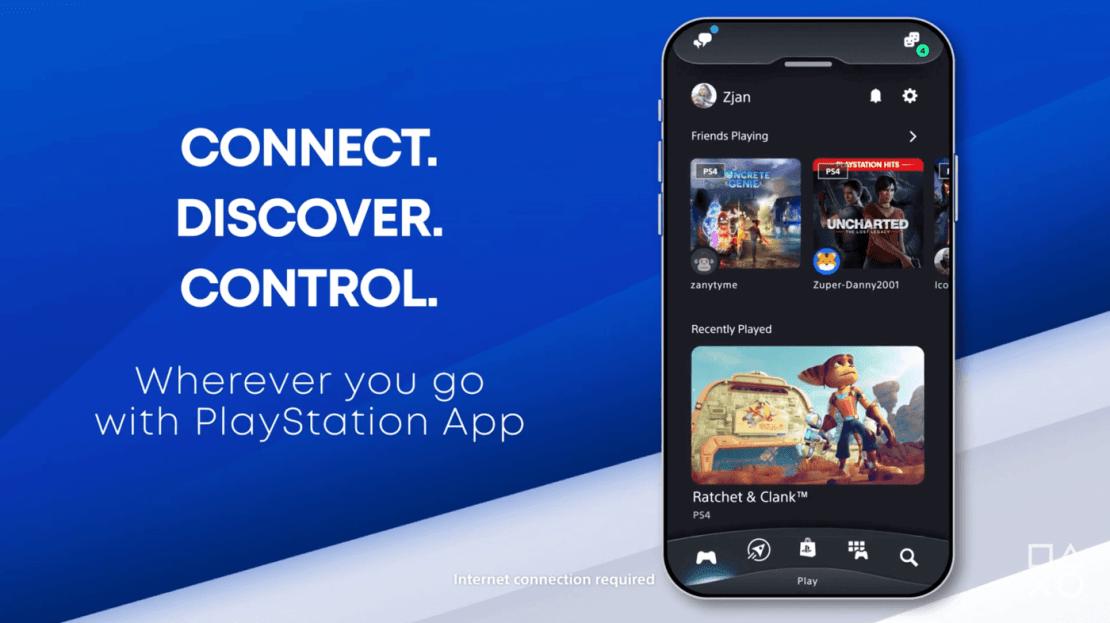 Nowa aplikacja mobilna PlayStation na iOS-a i Androida