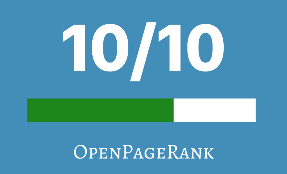 Open PageRank (10/10)
