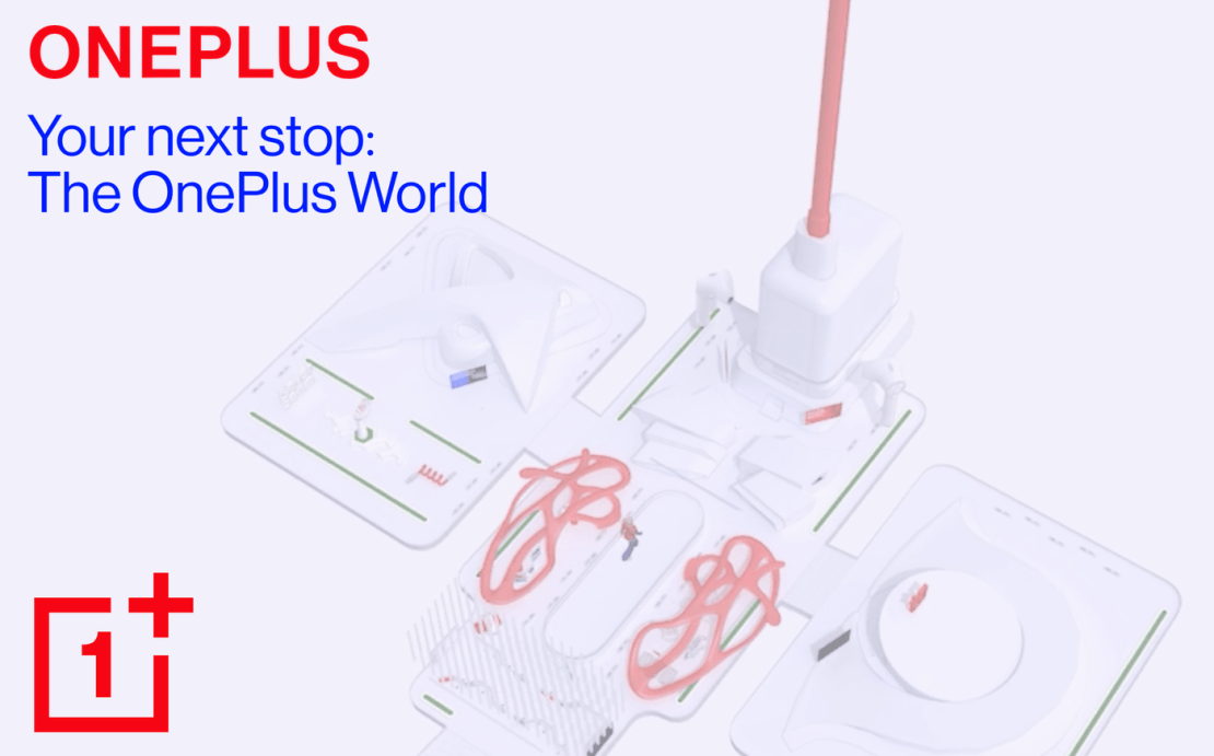 The OnePlus World VR