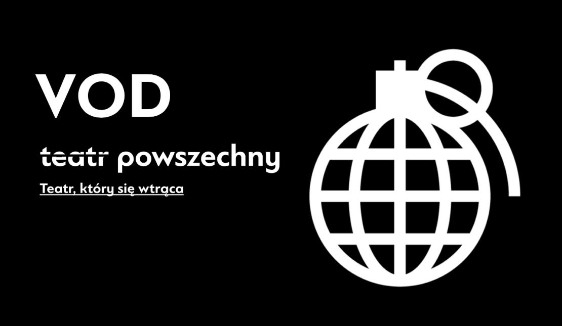 Platforma VOD teatru Powszechnego