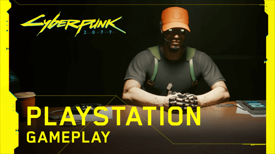 Cyberpunk 2077 - gameplay PS i Xbox
