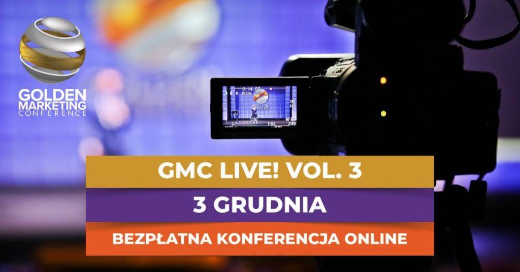 Golden Marketing Conference vol. 3 (3 grudnia 2020 r.)