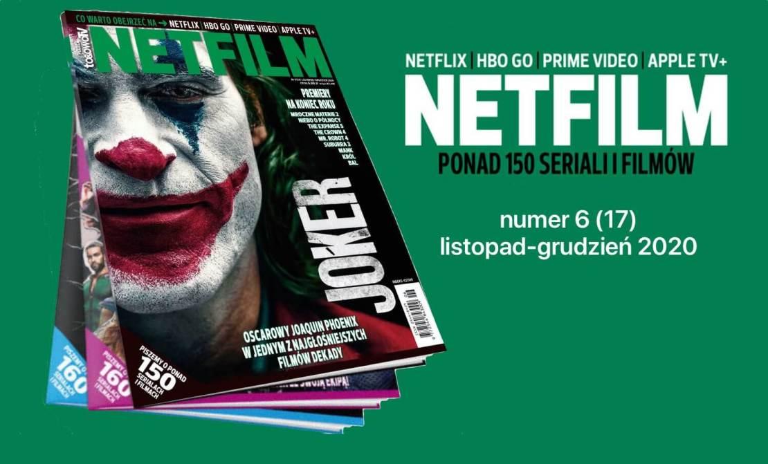 NETFILM numer 6 (17) / 2020