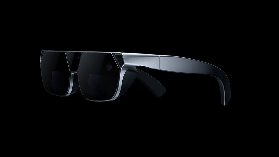 Okulary inteligentne OPPO AR Glass 2021 (koncept)
