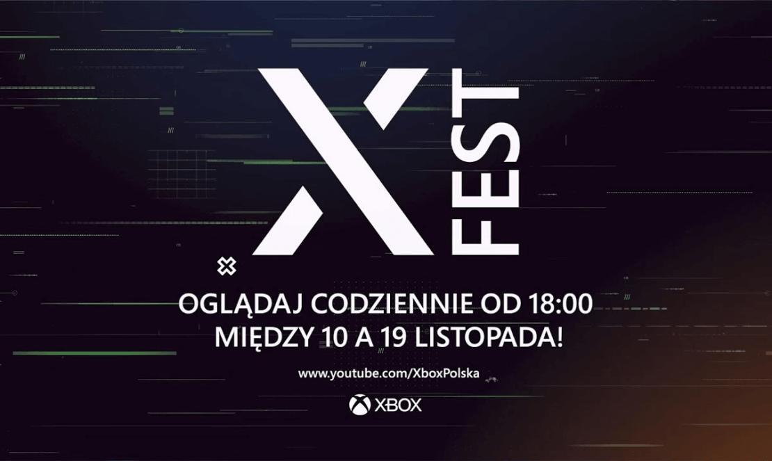 X-FEST 2020 (Xbox, 10 listopada 2020 roku)