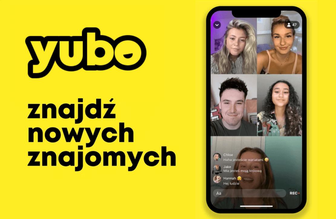 Yubo – aplikacja społecznościowa do poznawania nowych ludzi o podobnych poglądach