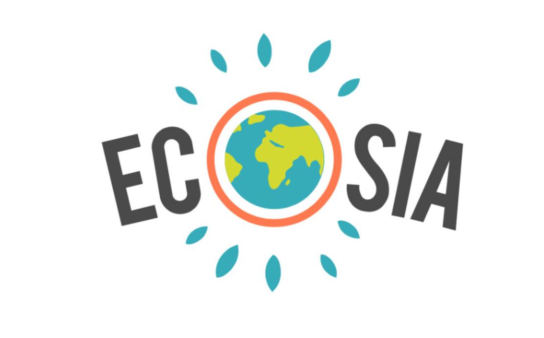 Ecosia – logo wyszukiwarki
