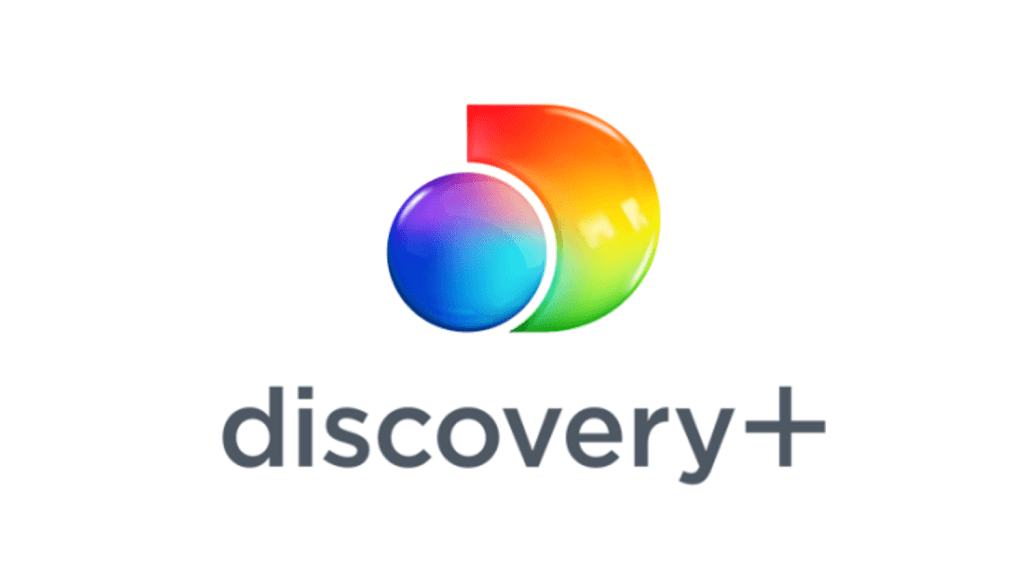 Logo serwisu discovery+