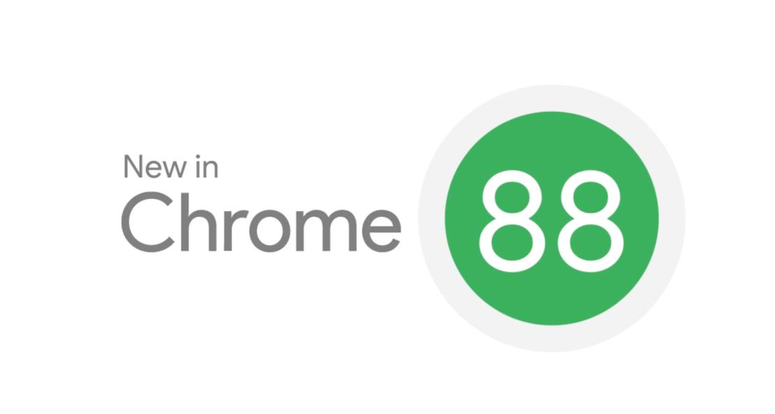 Nowości w Google Chrome 88
