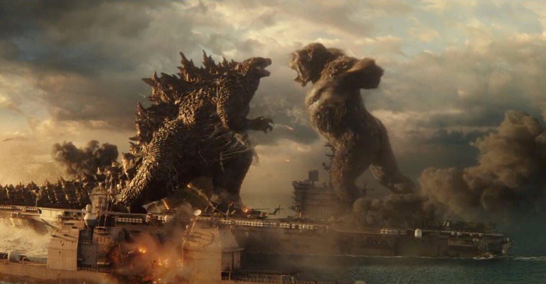 Godzilla vs. Kong – kadr z filmu (2021)