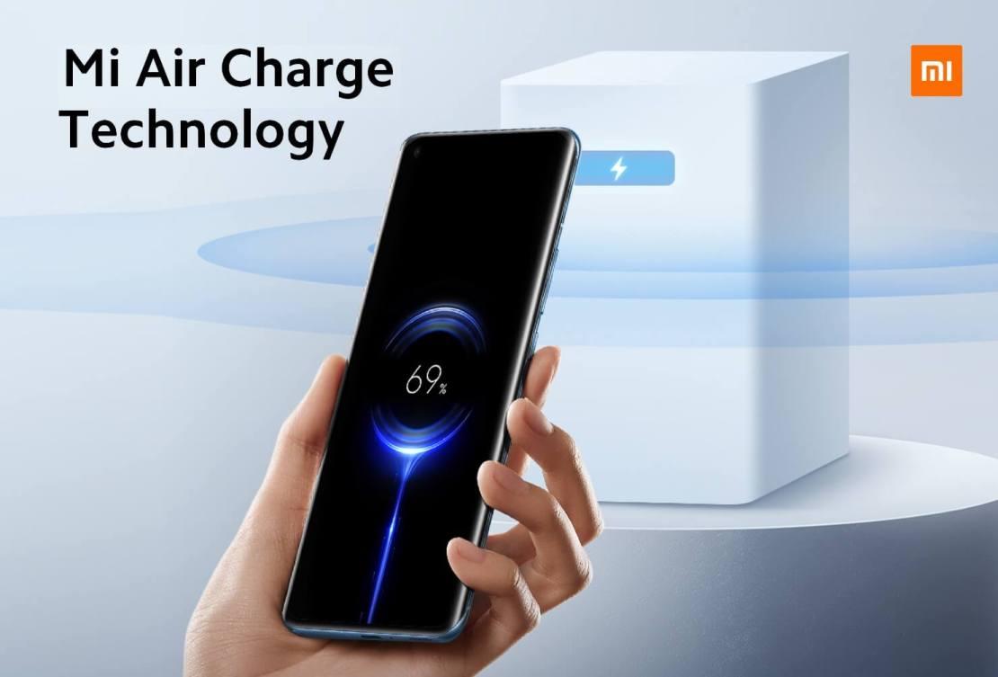 Mi Air Charge - bezprzewodowe ładowanie bezdotykowe od Xiaomi