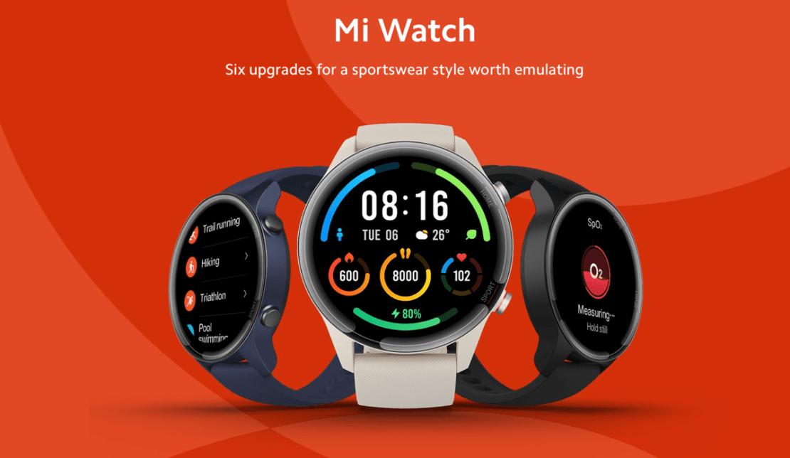 Xiaomi Mi Watch w Polsce