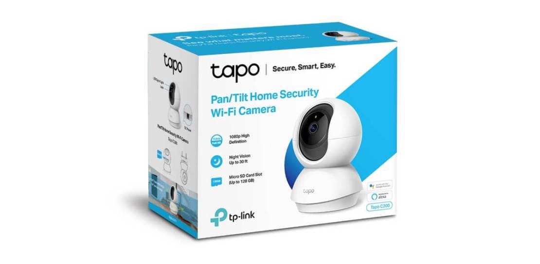 Opakowanie kamery TP-Link Tapo C200