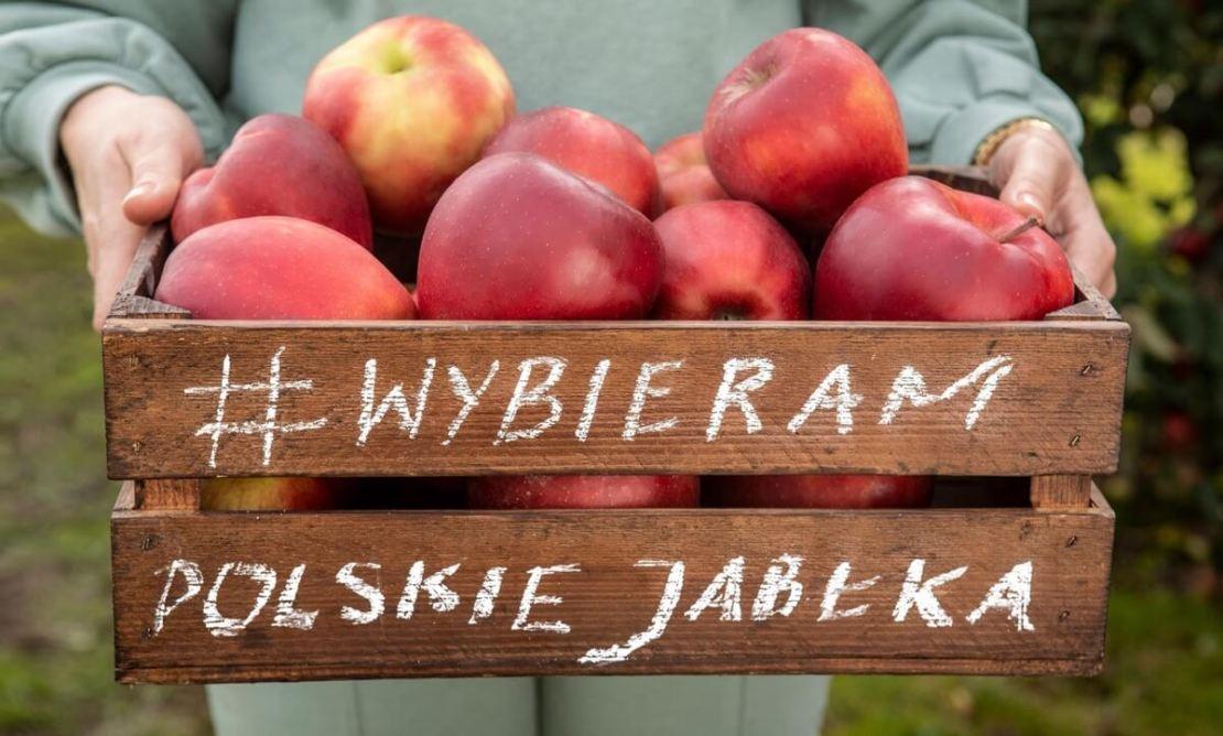 Wybieram polskie jabłka