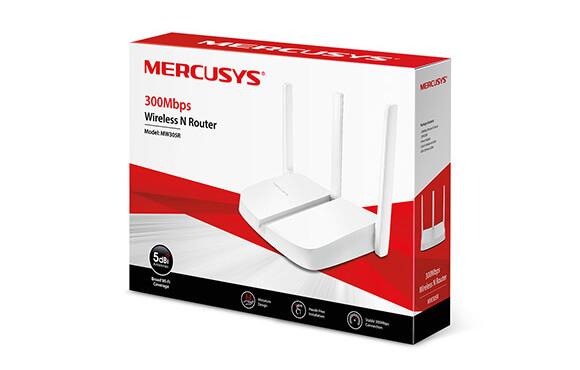 Opakowanie routera Mercusys MW305R