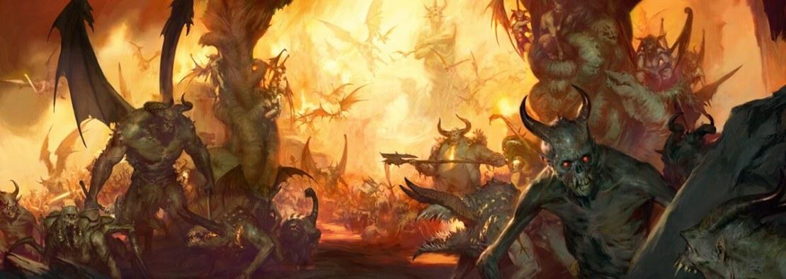 """Grafika z gry """"Diablo IV"""""""