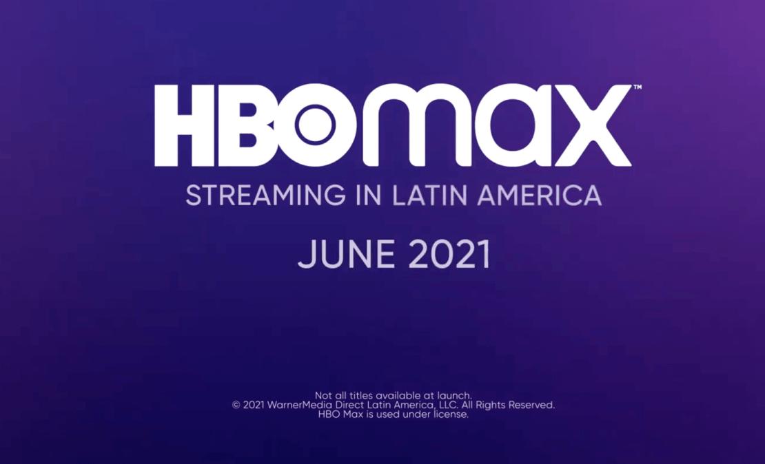 HBO Max w Ameryce Łacińskiej od czerwca 2021 roku