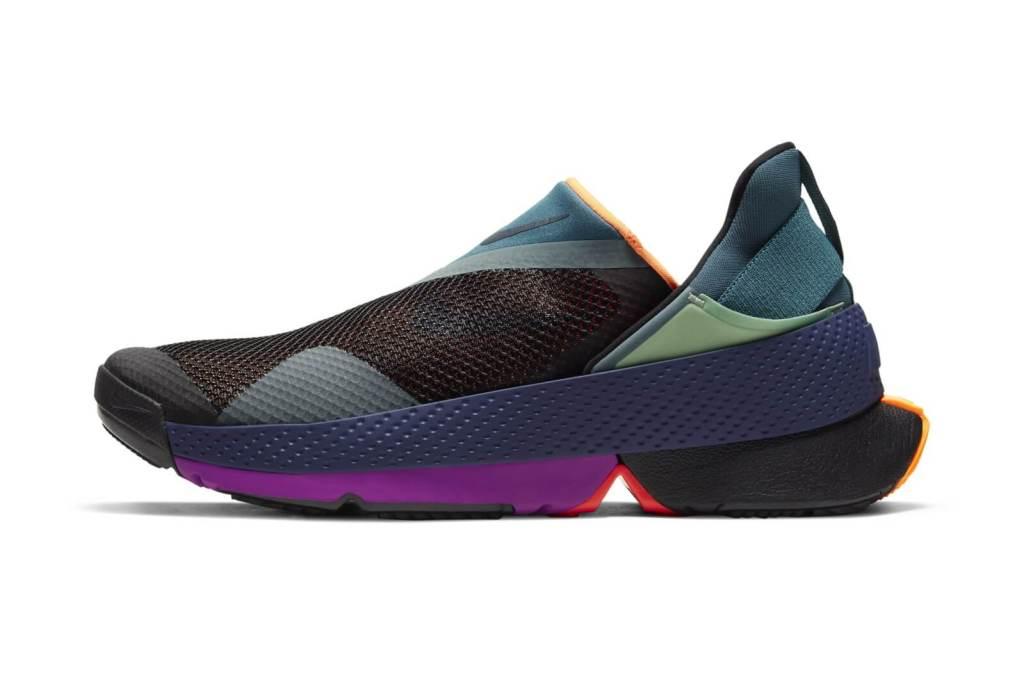 Nowy model buta Nike Go FlyEase bez sznurowadeł i zapięć