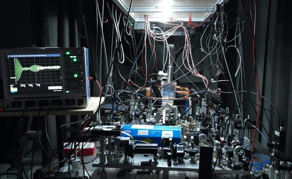 Aparatura - technologie kwantowe