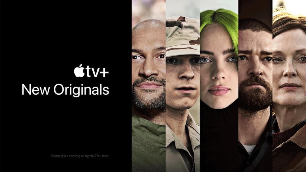 Zapowiedzi Apple TV+ (wiosna 2021)