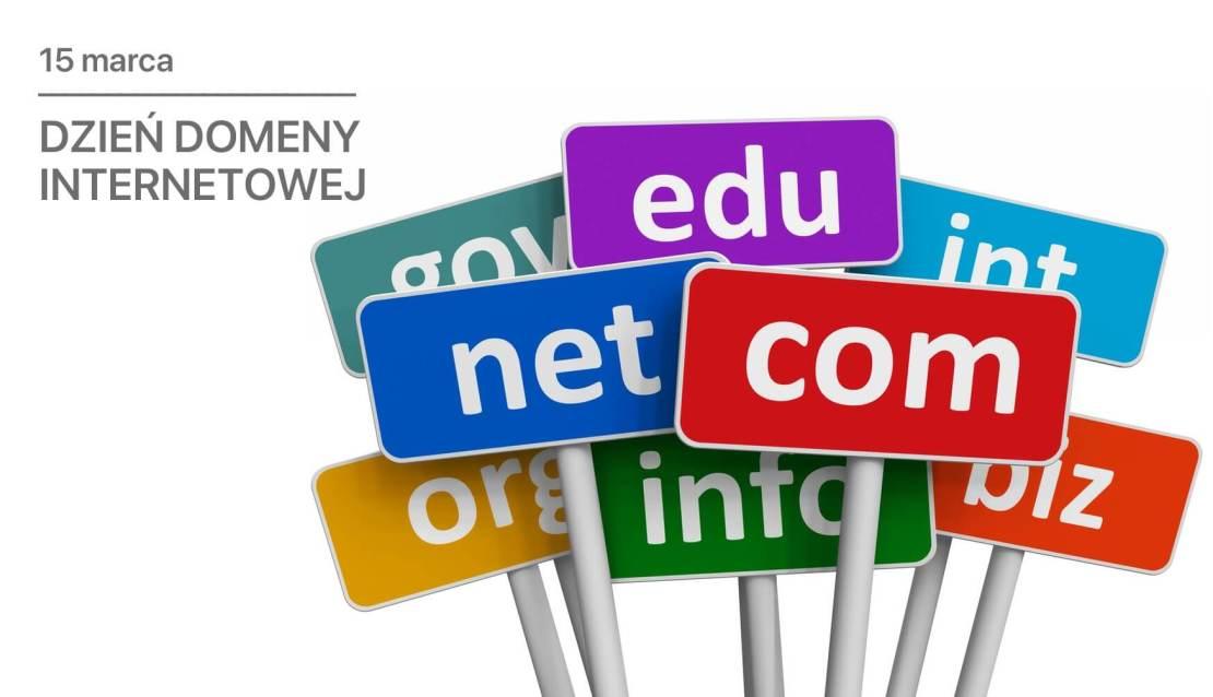 15 marca - Dzień Domeny Internetowej