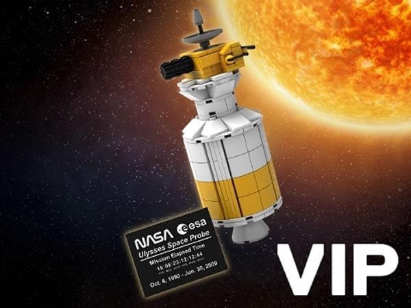 LEGO NASA Ulysses (VIP gift)