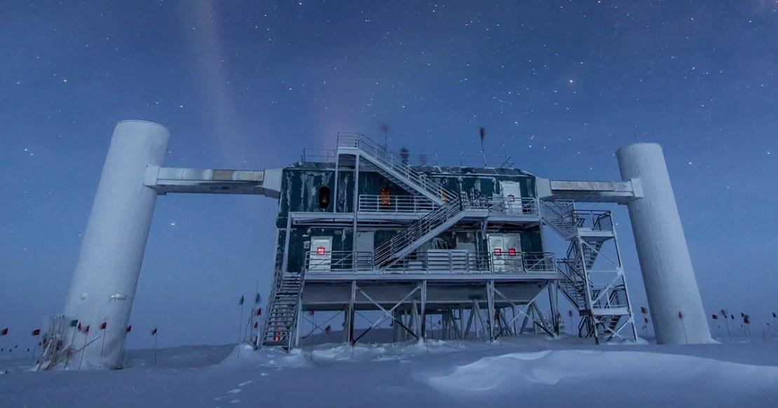 Obserwatorium Icecube Neutrino na Antarktydzie